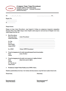 Submission Of Partnership Agreement For Vehicle Maintenance Download